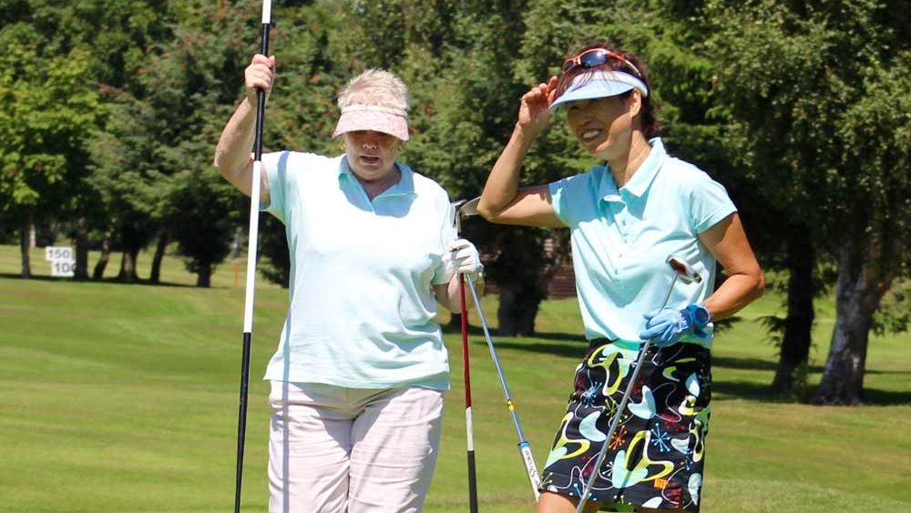 Ladies Open Afternoon at Ham Manor