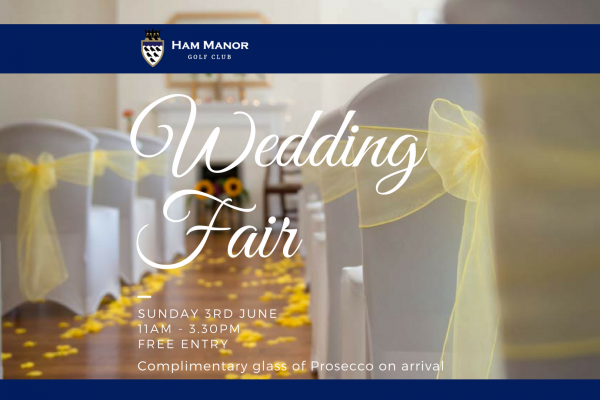 Wedding Fair in Sussex - Ham Manor Golf Club