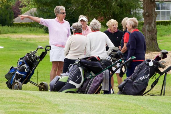 Ladies Golf at Ham Manor