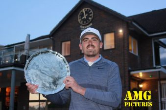 Ham Manor's Charlie Strickland's continued success
