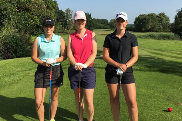Ladies Championship Results